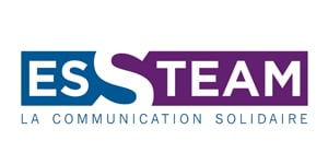 ESSTEAM, logo.