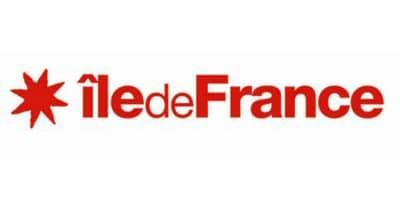 Ile de France rouge Logo.