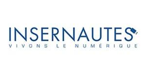 INSERNAUTES, logo.