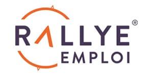 RALLYE EMPLOI, logo.