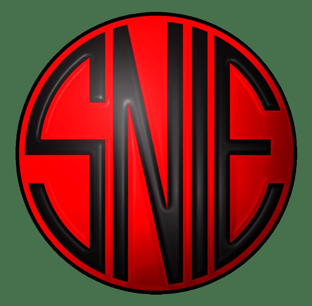 SNIE, logo.