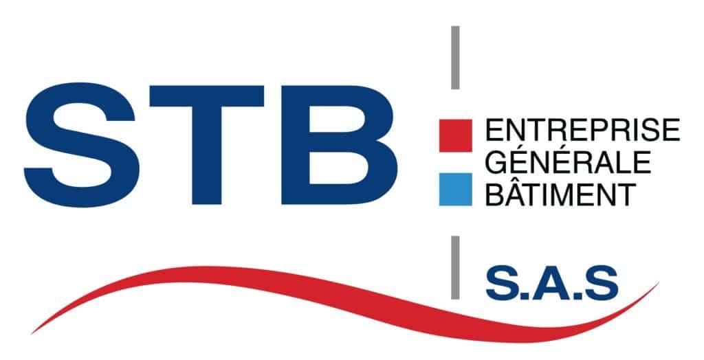 STB, Entreprise Général Bâtiment, logo.