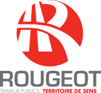 Rougeot, logo.
